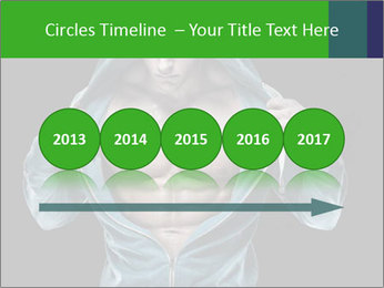 Fitness Model PowerPoint Template - Slide 29