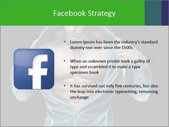 Fitness Model PowerPoint Template - Slide 6
