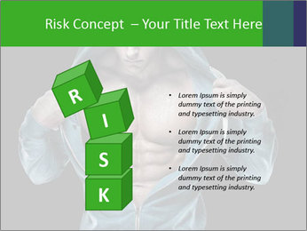 Fitness Model PowerPoint Template - Slide 81