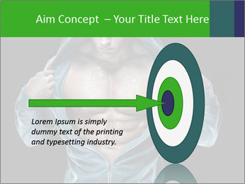 Fitness Model PowerPoint Template - Slide 83