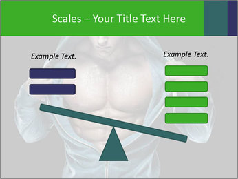 Fitness Model PowerPoint Template - Slide 89