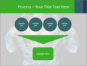 Fitness Model PowerPoint Template - Slide 93