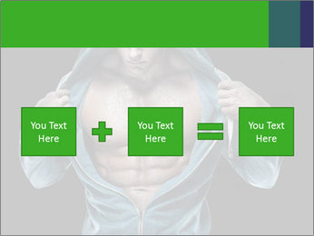 Fitness Model PowerPoint Template - Slide 95