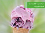 Ice cream PowerPoint Templates