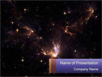 Universe PowerPoint Templates - Slide 1