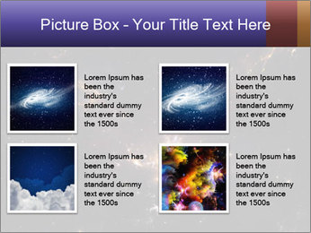 Universe PowerPoint Template - Slide 14