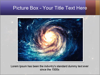 Universe PowerPoint Template - Slide 15