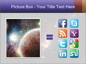 Universe PowerPoint Template - Slide 21