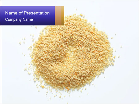 Breadcrumb PowerPoint Template