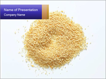 Breadcrumb PowerPoint Template - Slide 1