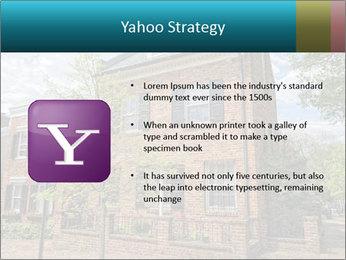 Georgetown PowerPoint Template - Slide 11