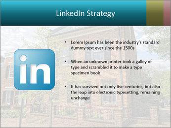 Georgetown PowerPoint Template - Slide 12