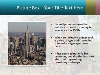 Georgetown PowerPoint Template - Slide 13