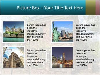 Georgetown PowerPoint Template - Slide 14