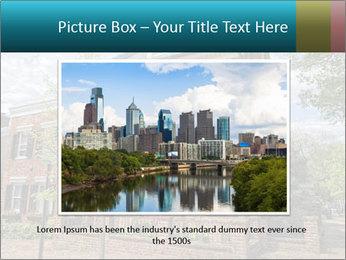 Georgetown PowerPoint Template - Slide 16