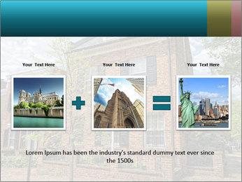 Georgetown PowerPoint Template - Slide 22