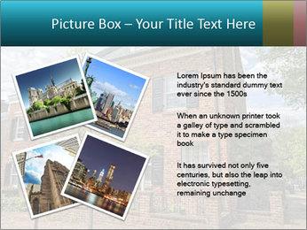 Georgetown PowerPoint Template - Slide 23