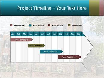 Georgetown PowerPoint Template - Slide 25