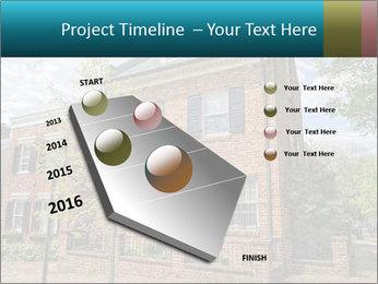 Georgetown PowerPoint Template - Slide 26