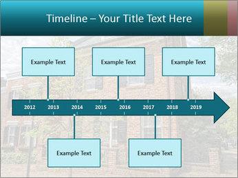 Georgetown PowerPoint Template - Slide 28