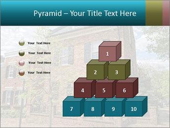 Georgetown PowerPoint Template - Slide 31