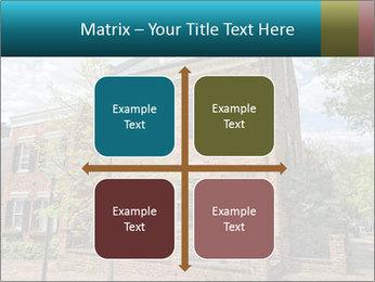 Georgetown PowerPoint Template - Slide 37
