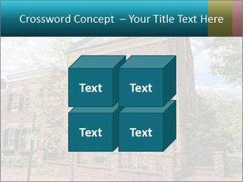 Georgetown PowerPoint Template - Slide 39