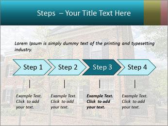 Georgetown PowerPoint Template - Slide 4