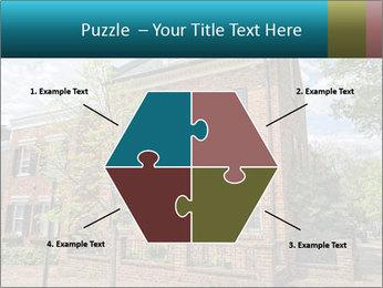 Georgetown PowerPoint Template - Slide 40