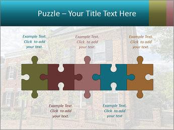 Georgetown PowerPoint Template - Slide 41