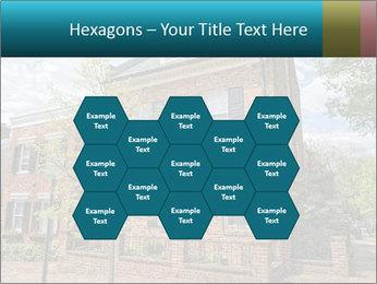 Georgetown PowerPoint Template - Slide 44