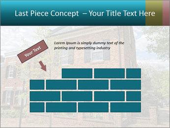 Georgetown PowerPoint Template - Slide 46