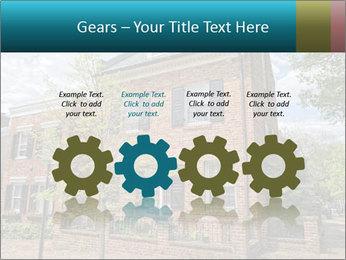 Georgetown PowerPoint Template - Slide 48