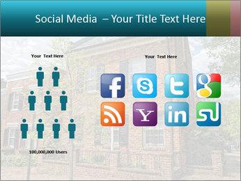 Georgetown PowerPoint Template - Slide 5