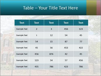 Georgetown PowerPoint Template - Slide 55