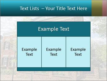 Georgetown PowerPoint Template - Slide 59