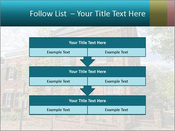 Georgetown PowerPoint Template - Slide 60