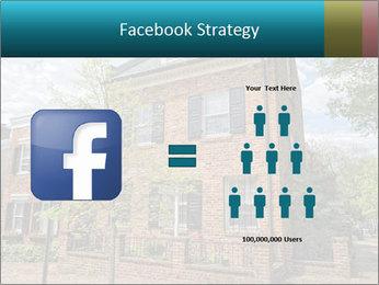 Georgetown PowerPoint Template - Slide 7