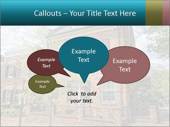 Georgetown PowerPoint Template - Slide 73