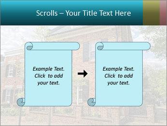 Georgetown PowerPoint Template - Slide 74