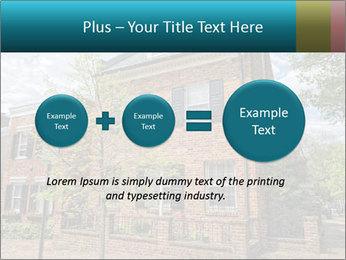 Georgetown PowerPoint Template - Slide 75