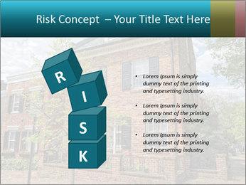 Georgetown PowerPoint Template - Slide 81