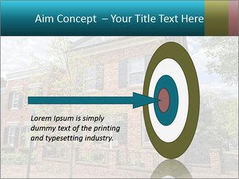Georgetown PowerPoint Template - Slide 83