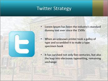 Georgetown PowerPoint Template - Slide 9