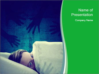 Nightmare PowerPoint Template
