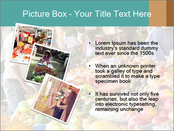 Vegetable market PowerPoint Templates - Slide 17