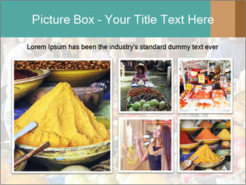 Vegetable market PowerPoint Templates - Slide 19