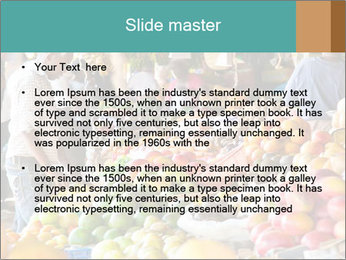 Vegetable market PowerPoint Templates - Slide 2