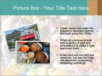 Vegetable market PowerPoint Templates - Slide 20