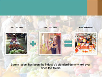 Vegetable market PowerPoint Templates - Slide 22